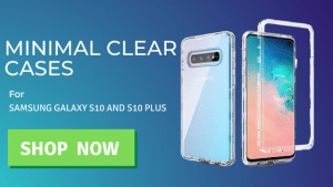 Clear Tpu cases for s10 and s10 plus