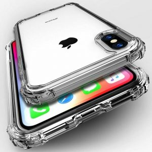 Shockproof Transparent Cases for iPhone 11, 11 Pro and 11 pro max