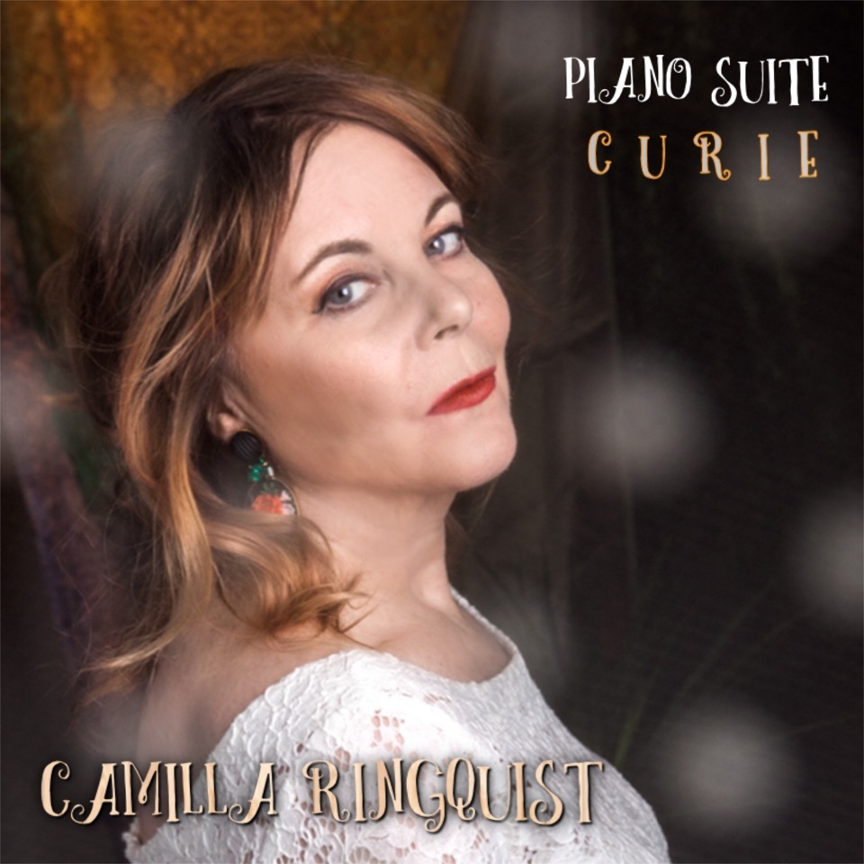 Skivomslag Curie