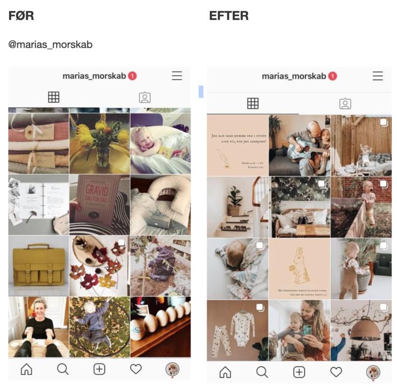 Instagram kursus