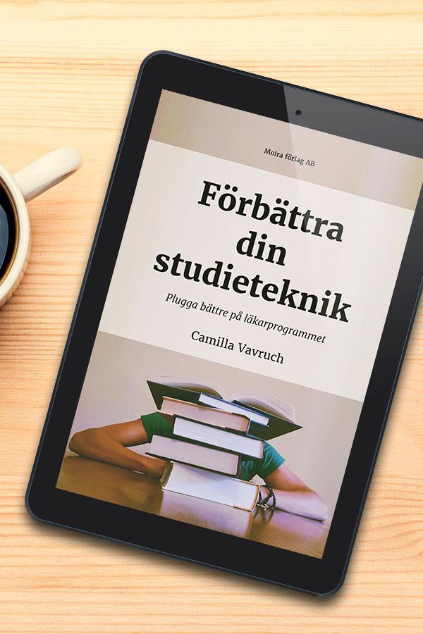 Förbättra din studieteknik av Camilla Vavruch