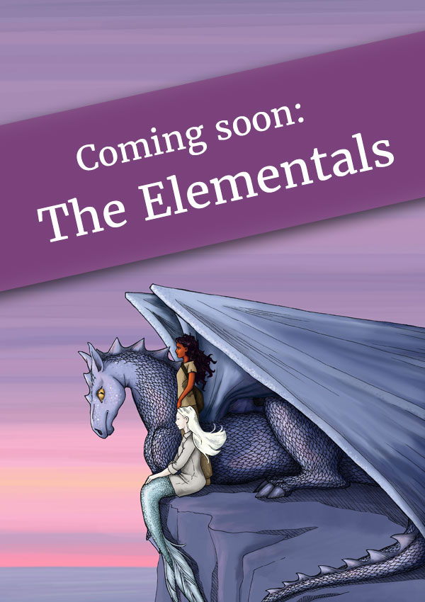 The Elementals: The lost wings by Camilla Vavruch
