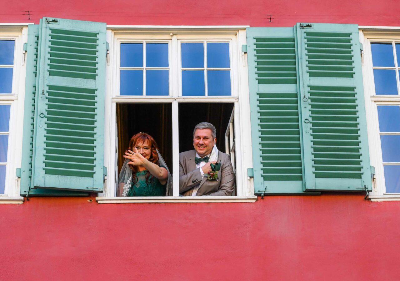 Hochzeit in Esslingen