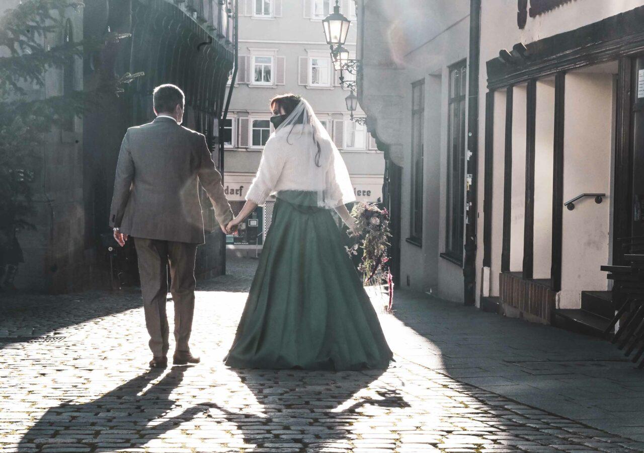 Hochzeit Shooting in Esslingen