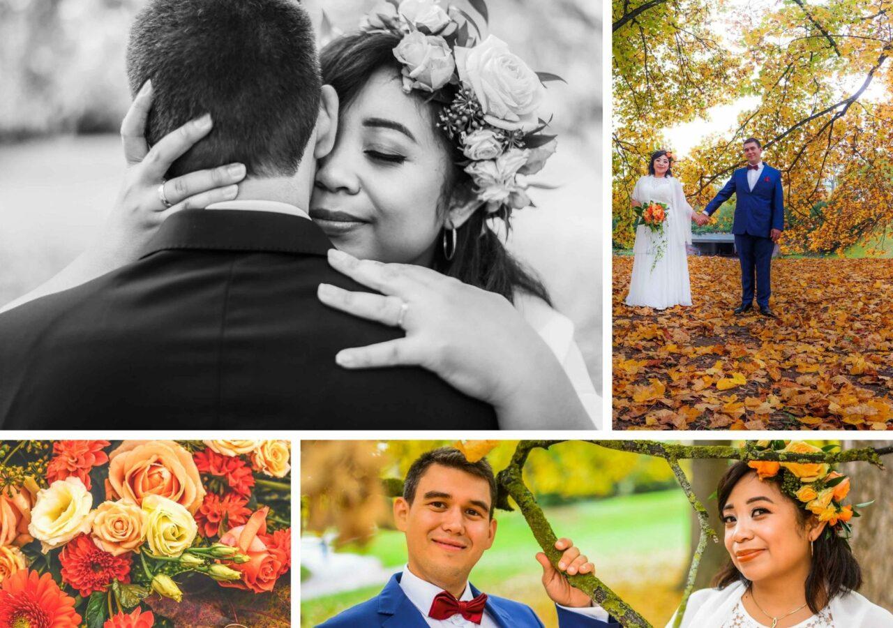 Killesberg Hochzeitsfotos