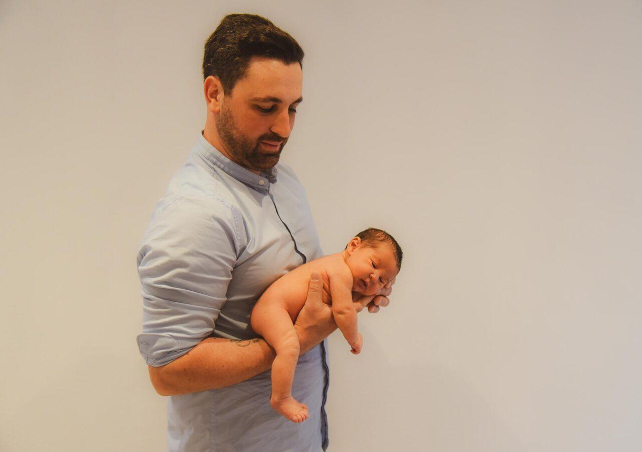 Fotograf für Neugeborenen Babyfotos in Stuttgart