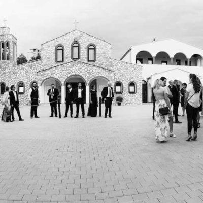 Trauung Panorama Hochzeit