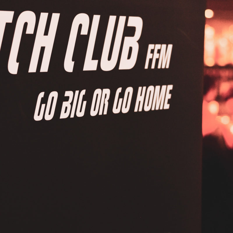 The Pitch Club Event in Stuttgart