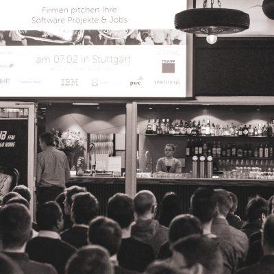 Pitch Club Event in Stuttgart