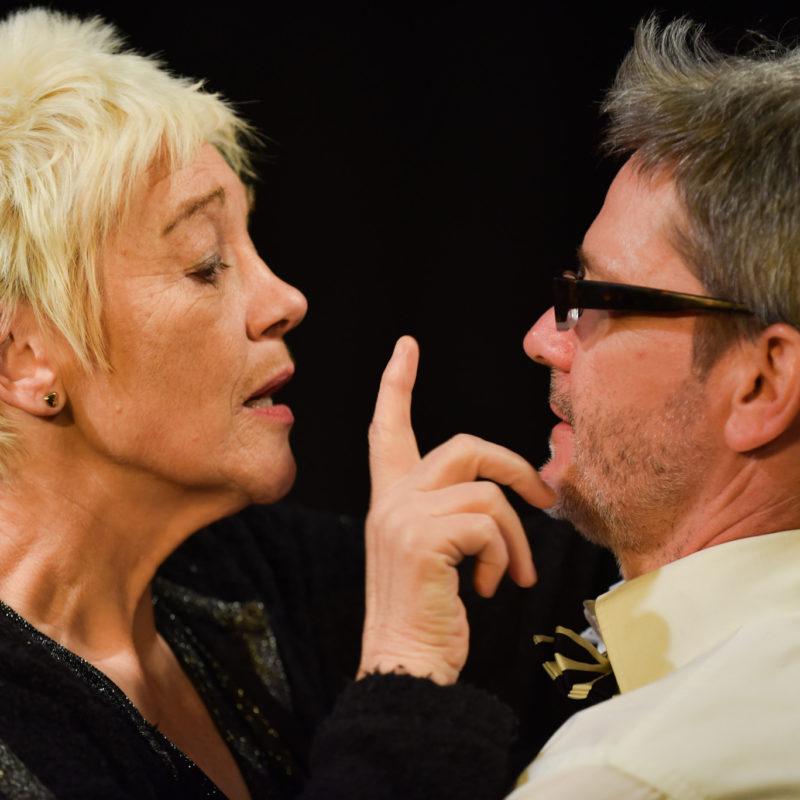 Marlene Ein Theaterstück von Karlo Müller