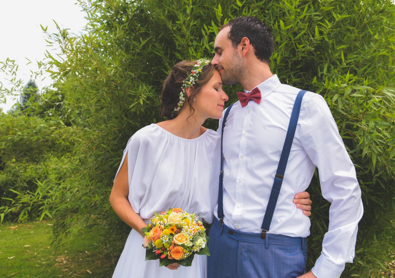 Brautpaar-Shooting in Pforzheim