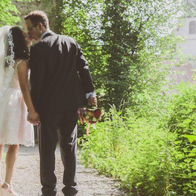 Brautpaar-Shooting in Herrenberg