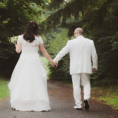 Brautpaar-Shooting in Ulm
