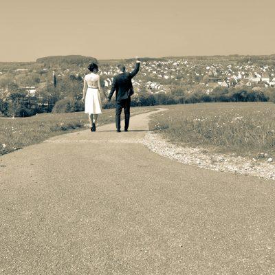 Brautpaar-Shooting in Filderstadt