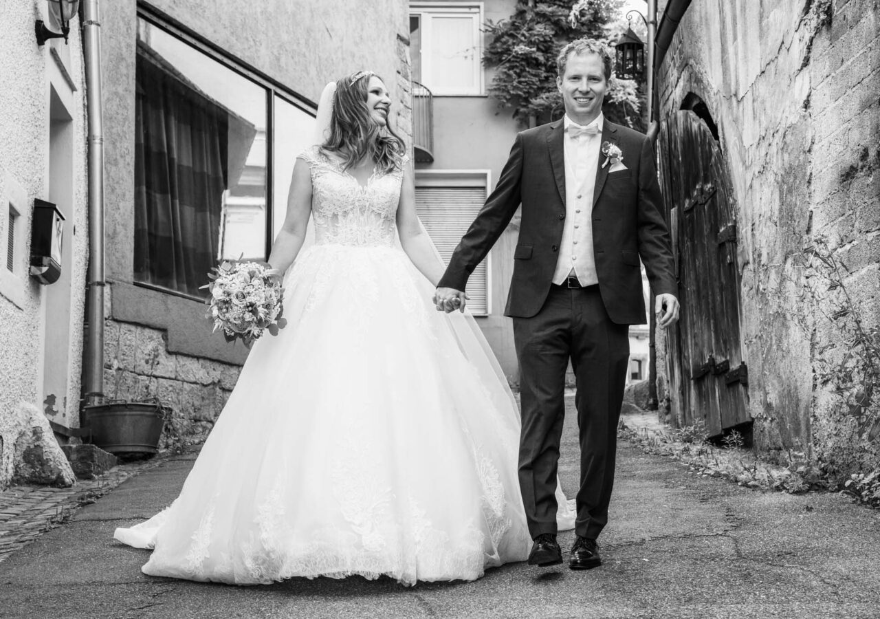 Brautpaar in Waiblingen