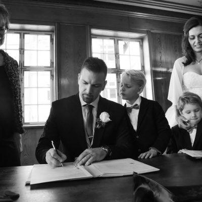 Hochzeit Trauung in Esslingen