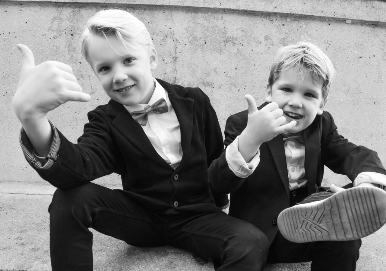 kinder Hochzeit Fotografie