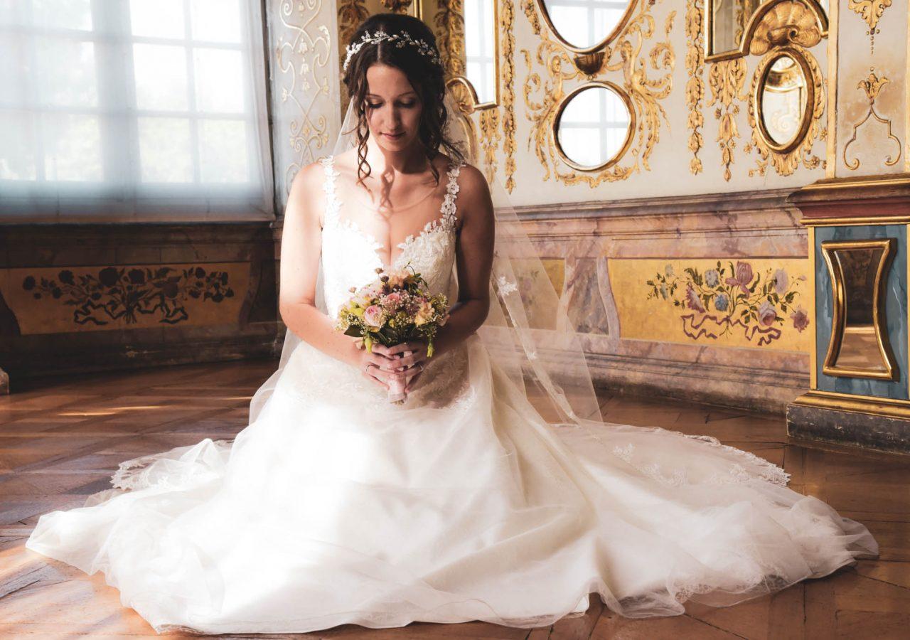 Hochzeit Schloss in Ludwigsburg