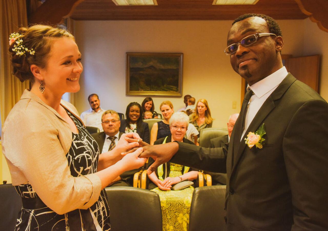 Hochzeit Trauung in Stuttgart Öst