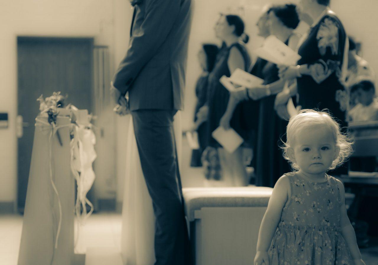 Kirchliche Hochzeit Vahingen
