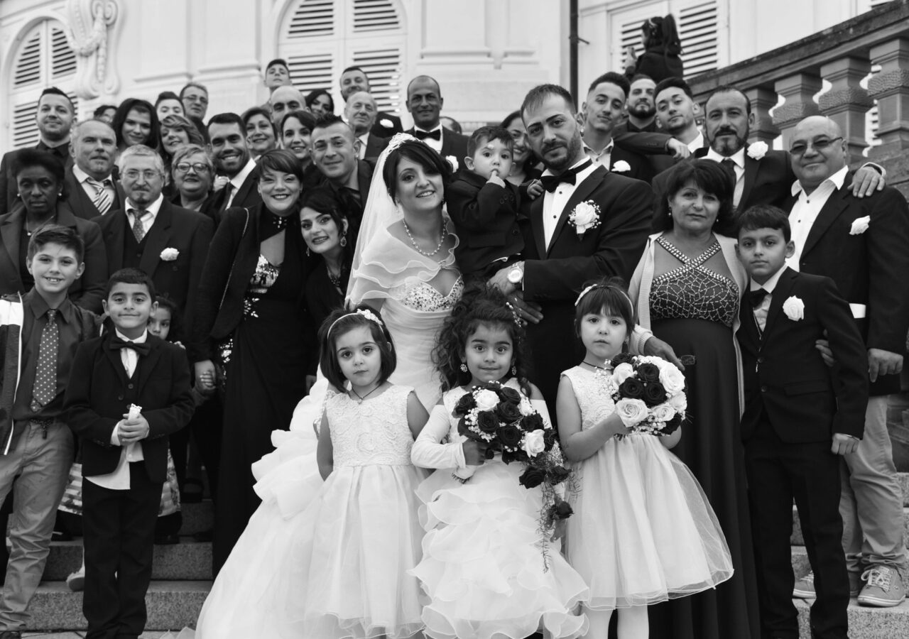 Familien und Gruppenfotos in Schloss Solitude