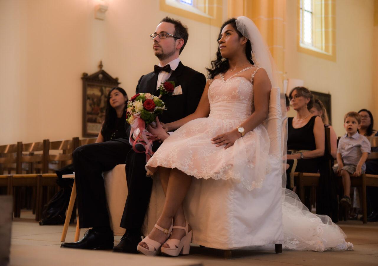 Kirchliche Hochzeit in Herrenberg