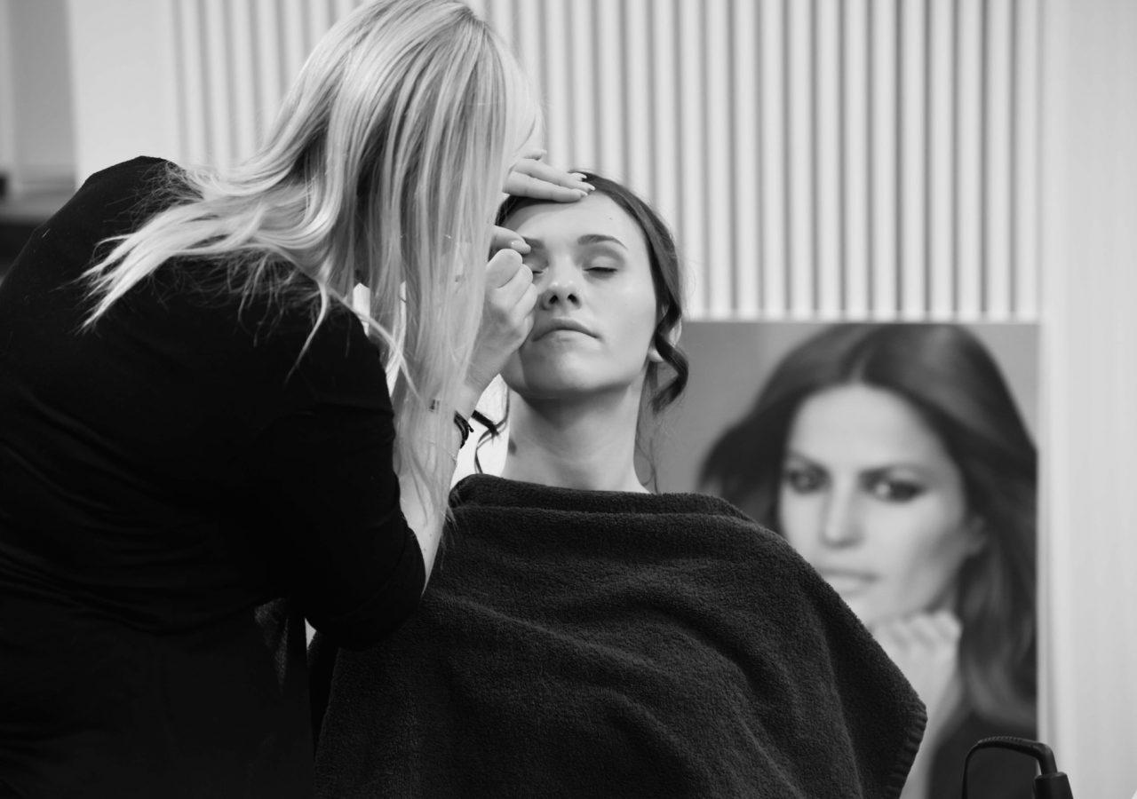 Hochzeit Vorbereitung Stuttgart Mitte/ make up