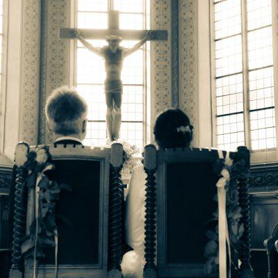 Kirchliche Hochzeit Altes Schloß in Stuttgart