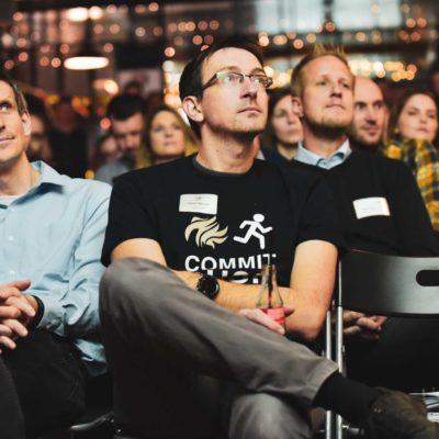 The Pitch Club Stuttgart Softwareentwickler