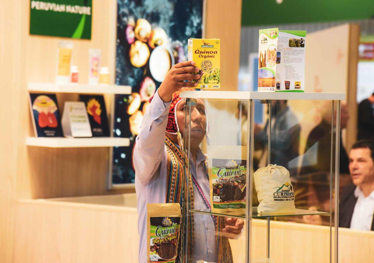 Bio-Lebensmittel | BIOFACH