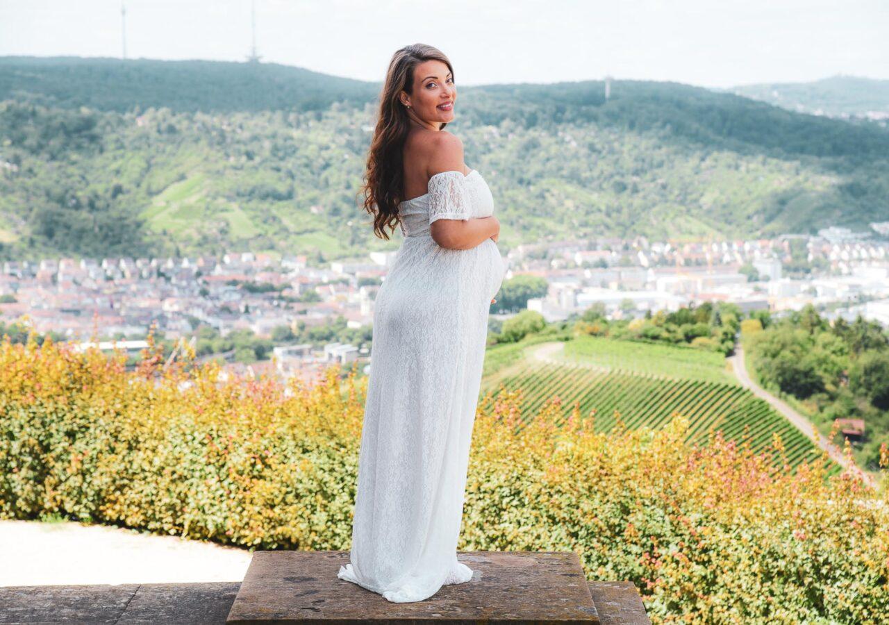 Babybauch Fotograf in Stuttgart