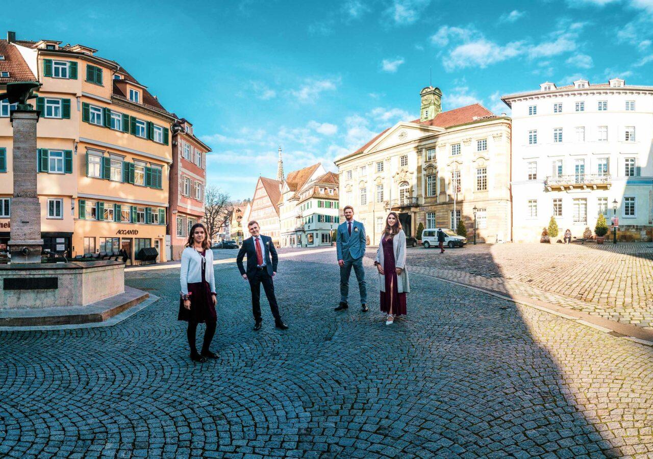 Hochzeit Altes Rathaus Esslingen