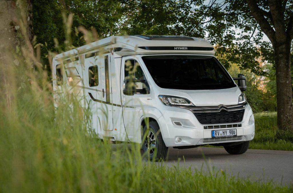 half-integraal camper campervan vanlife camperbus