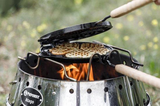vanlife camper campervan camperbus musthave wafelijzer