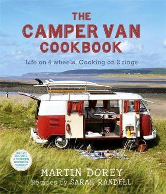camper van cookbook  life on 4wheels, cooking on 2 rings