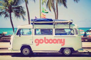 VW camperbus Goboony logo
