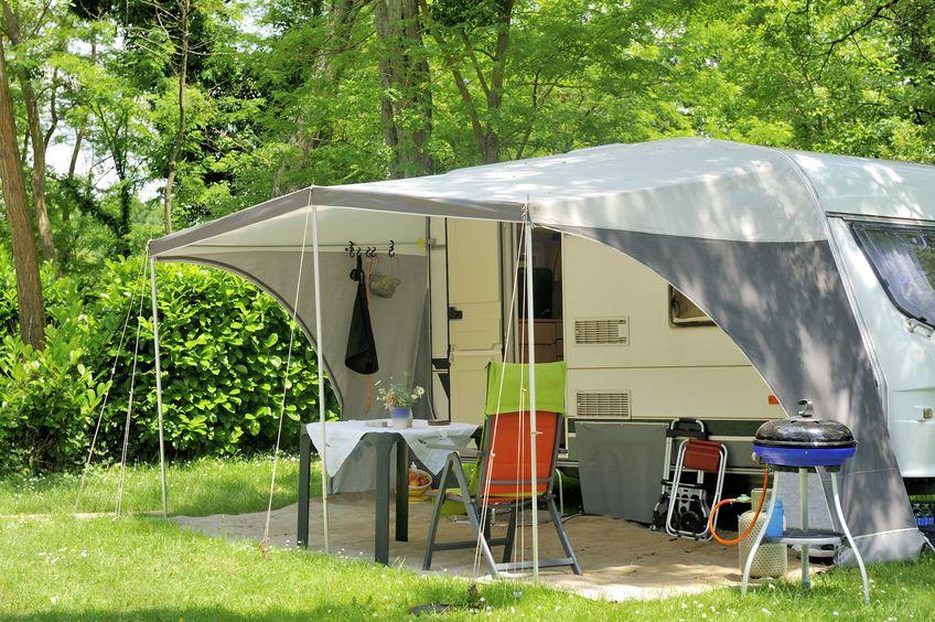 Tag på den perfekte campingtur