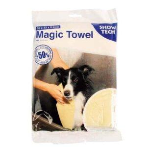 Super sugende håndklæde til hund