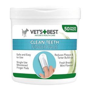 Tandbørste til hund