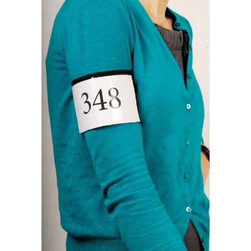 armbånds nummerholder