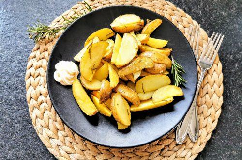 Rosmarinkartoffeln sind nicht nur unheimlich lecker, sie sind auch ein einfaches Wohlfühlrezept. Ich erkläre dir, wie du schnell zu diesem Genuss kommst!