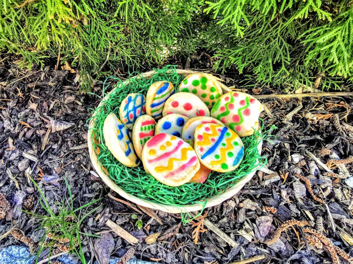 Mini Ostereier Amerikaner backen: Hier findest du ein kinderleichtes Rezept zu Ostern