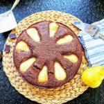 Ein easy Rezept für saftigen Birnenkuchen mit Grieß. Nachbacken und genießen!