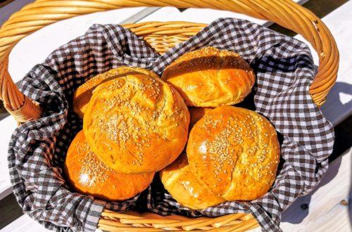 Burger Buns - ein herrlich einfaches Rezept für Burgerbrötchen, das immer gelingt.