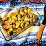 Rezept für Rosenkohl aus dem Ofen - ein veganes Rezept
