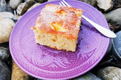 Rezept für Klotsch - Butterkuchen vom Blech aus Siebenbürgen: einfach schnell und lecker backen