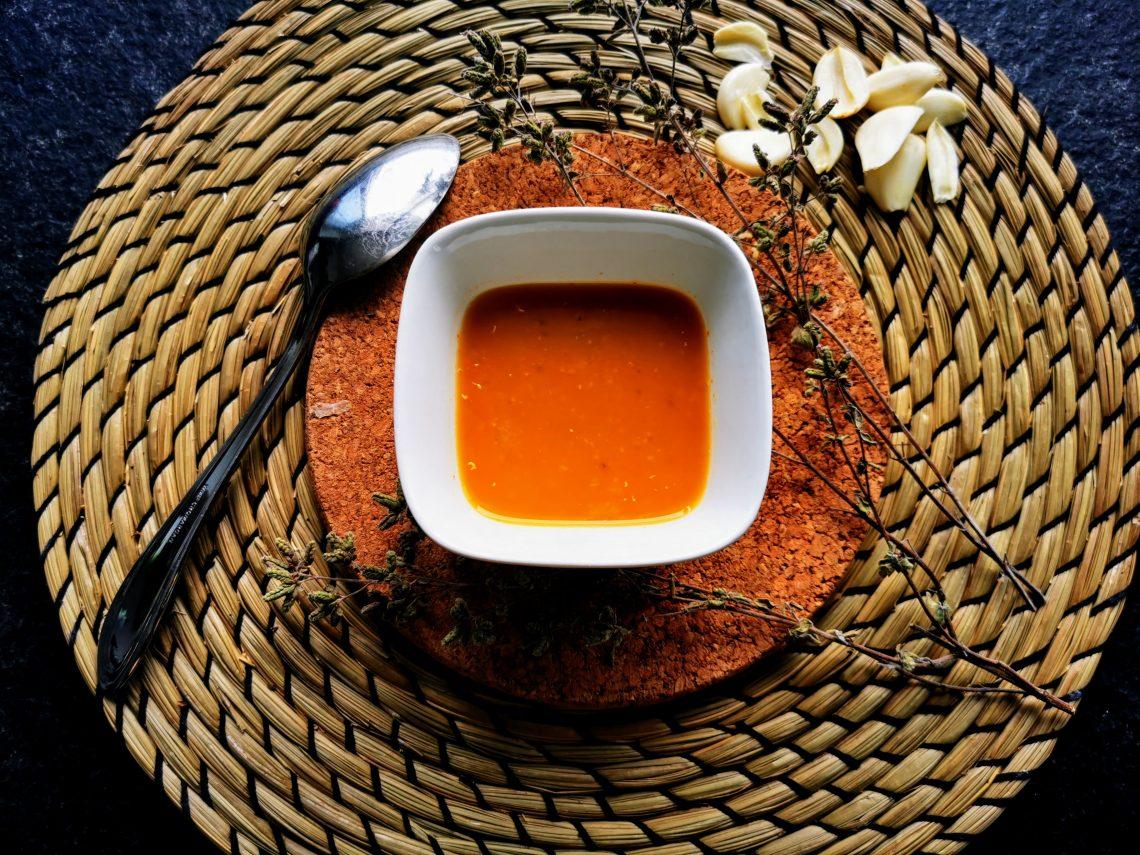 Vegane türkische Linsensuppe - ein tolles und einfaches Kochrezept für Suppe mit Linsen.
