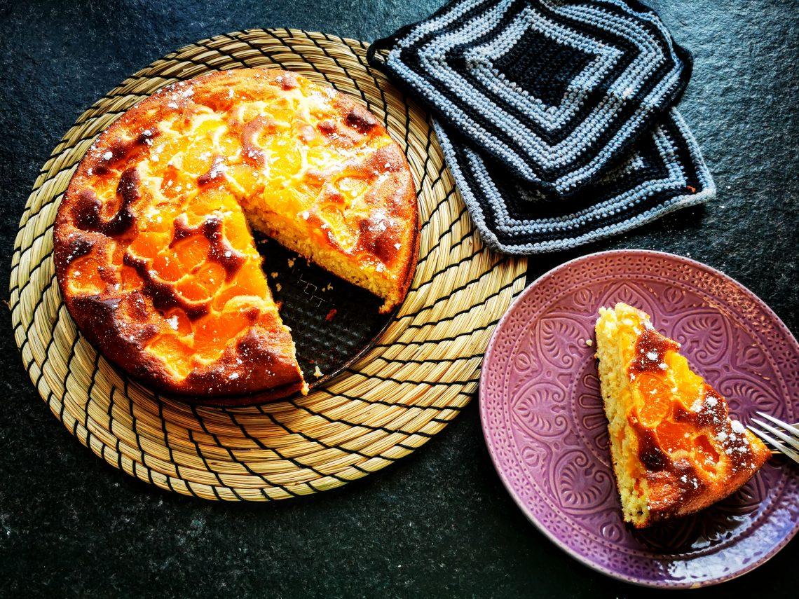 Schneller Rührkuchen mit Quark und Mandarinen, saftig & lecker. Ein tolles und einfaches Backrezept ohne Butter für den Kuchenhunger.