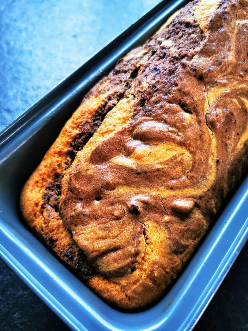 Ein tolles und einfaches Rezept für Marmokuchen. Kuchen backen mit Schritt für Schritt Anleitung