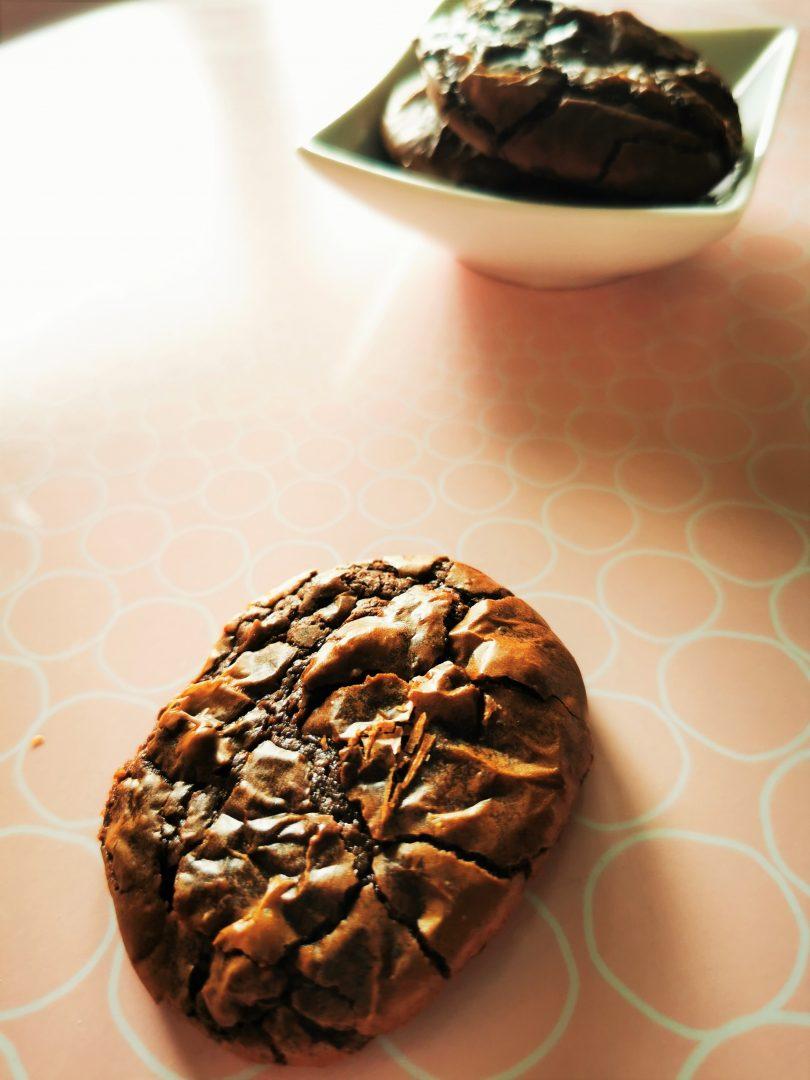 Double Chocolate Cookies - ein einfaches Rezept auf Cappotella, dem Foodblog für schlichten Genuss